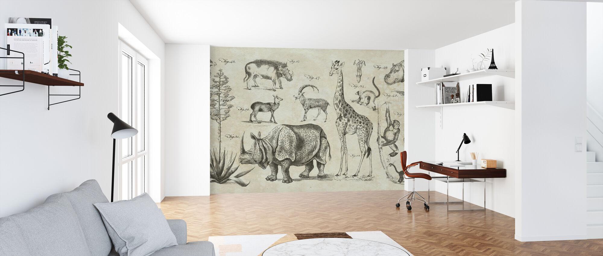 Wild Africa - Wallpaper - Office