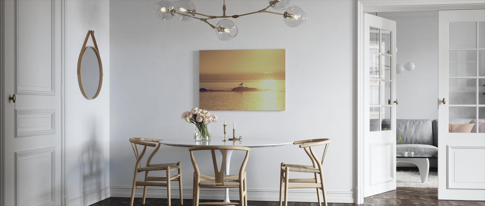 Kalaloch Sunset - Canvas print - Kitchen