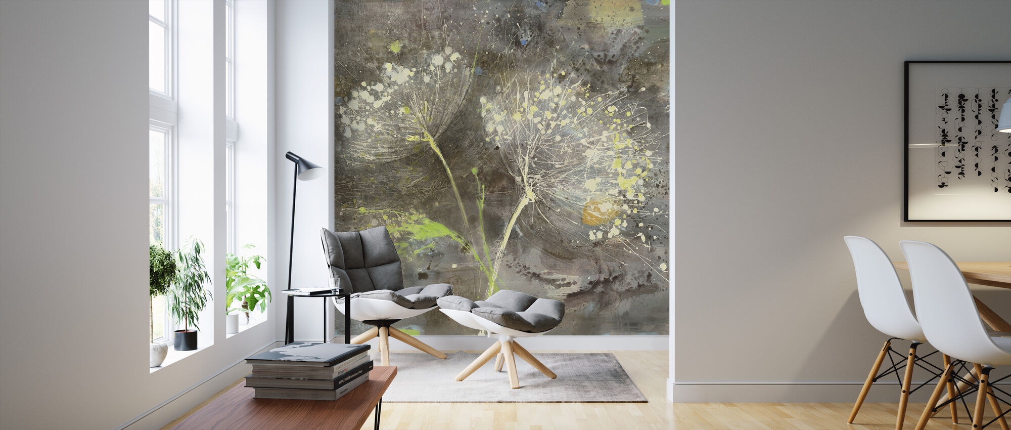 Sparklers 3 - Wallpaper - Living Room