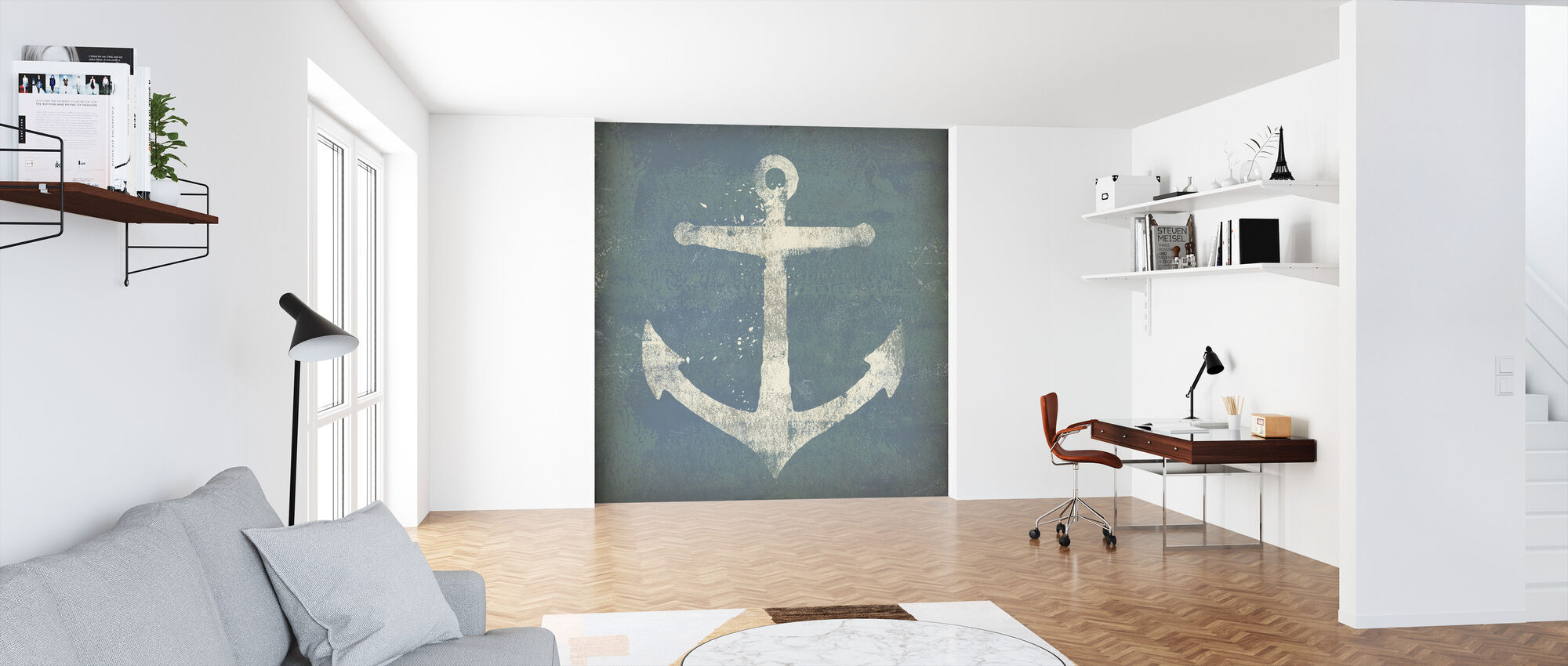 Anchor Square - Wallpaper - Office