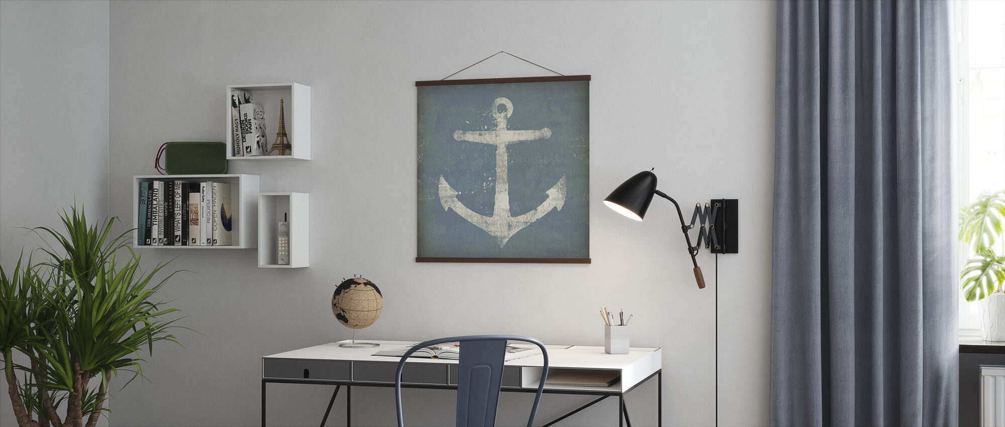 Anchor Square - Poster - Office