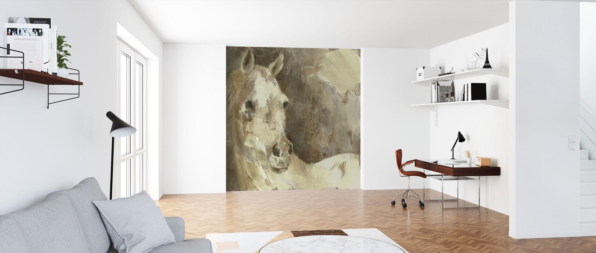 Jasmin - Wallpaper - Office