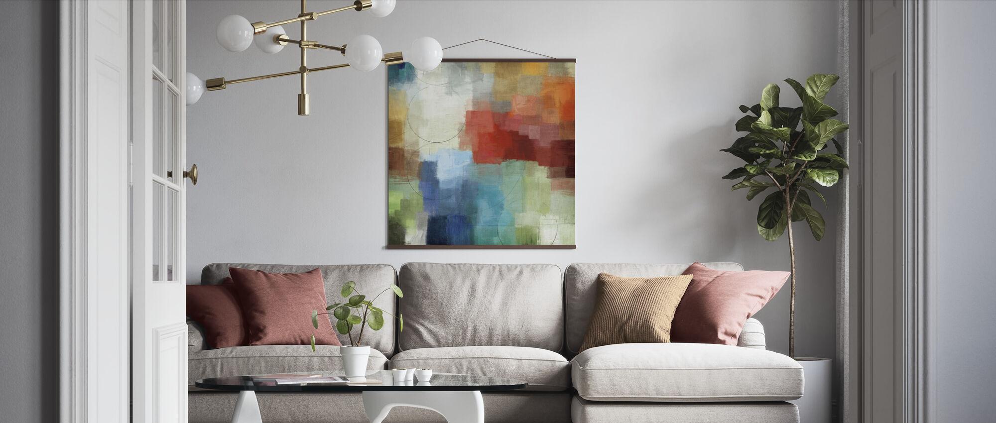 Seasons - Poster - Living Room