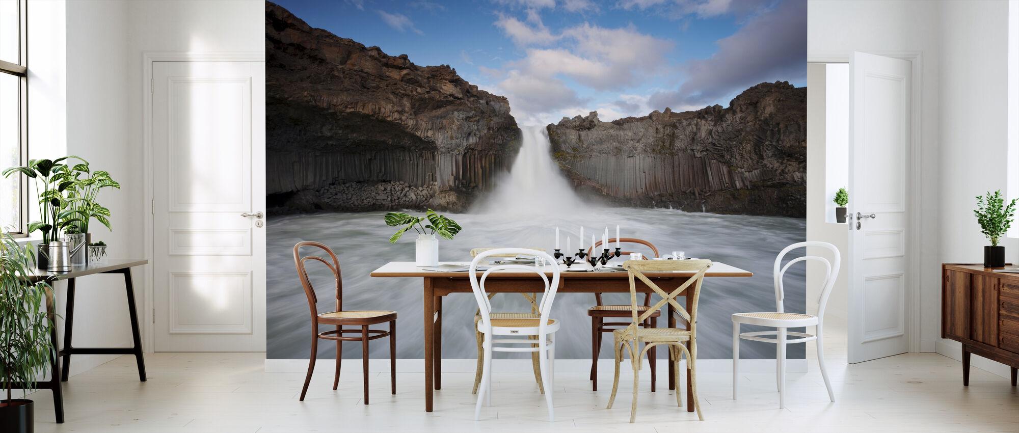 Wild Water - Wallpaper - Kitchen