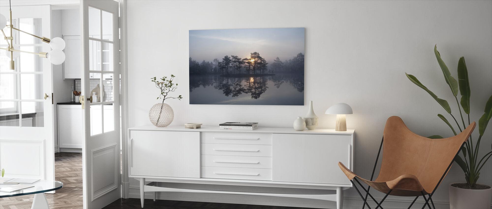 Enchanting Mist - Canvas print - Living Room