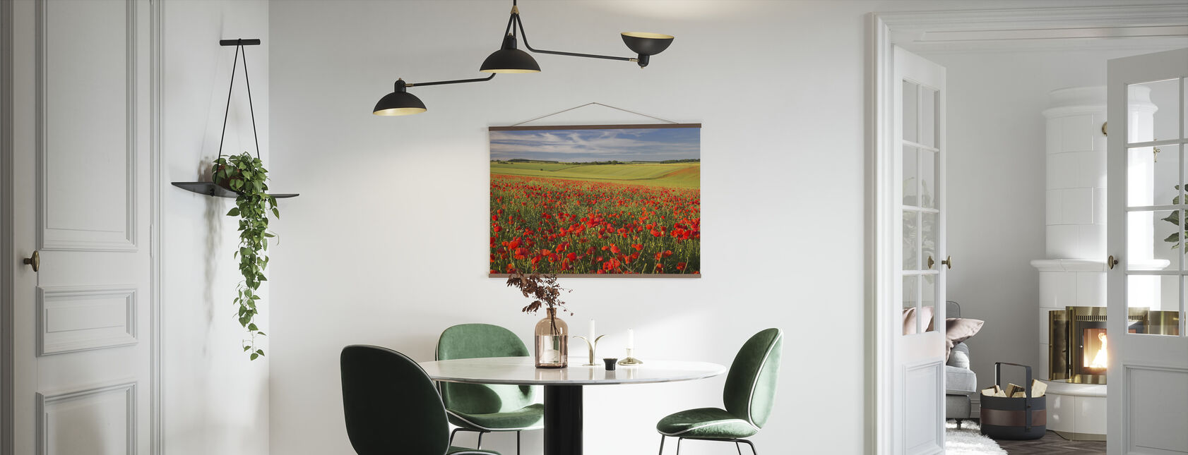 Sea of Poppies - Poster - Kitchen
