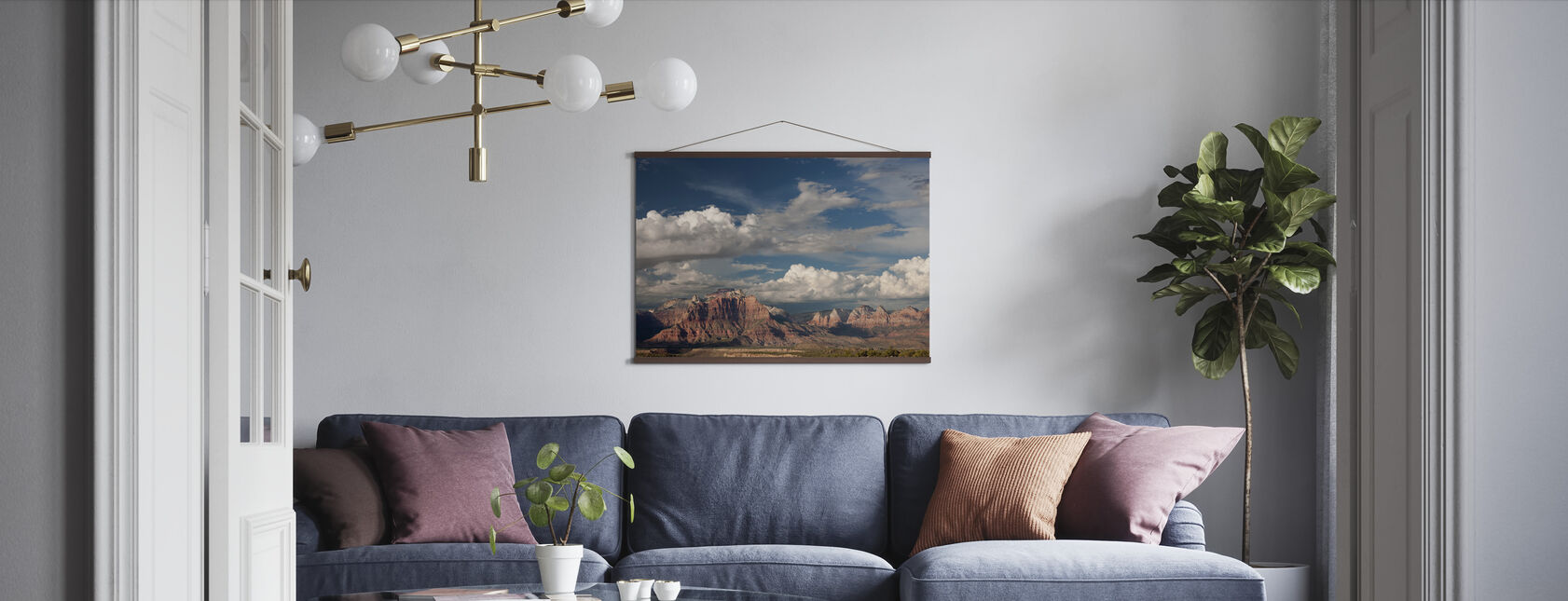 Geological Formations - Poster - Living Room