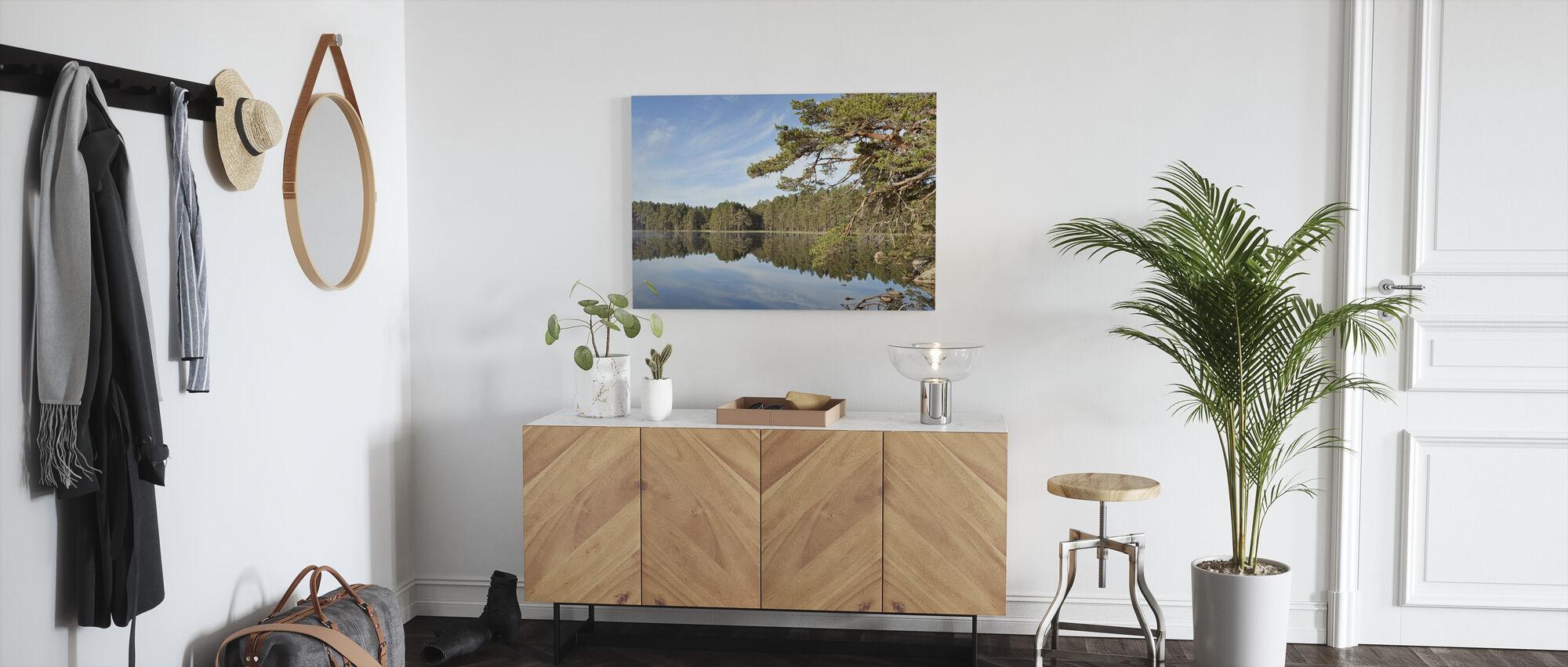 Loch Panorama - Canvastaulu - Aula