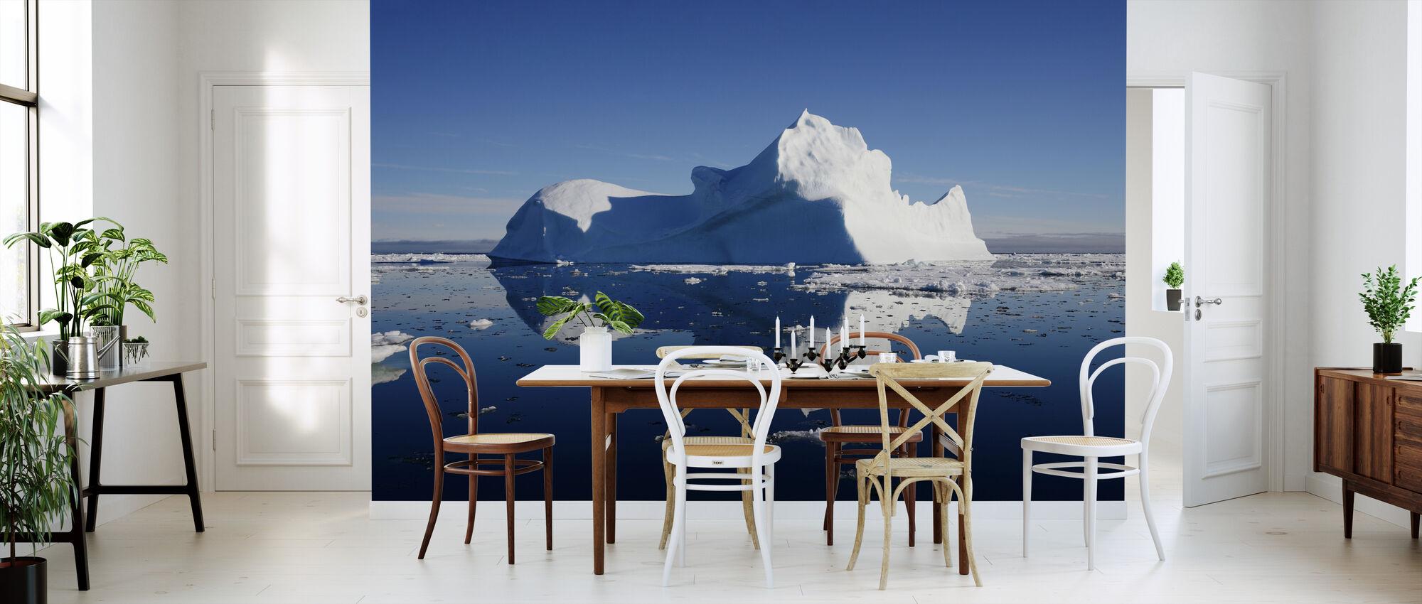 Iceberg - Wallpaper - Kitchen