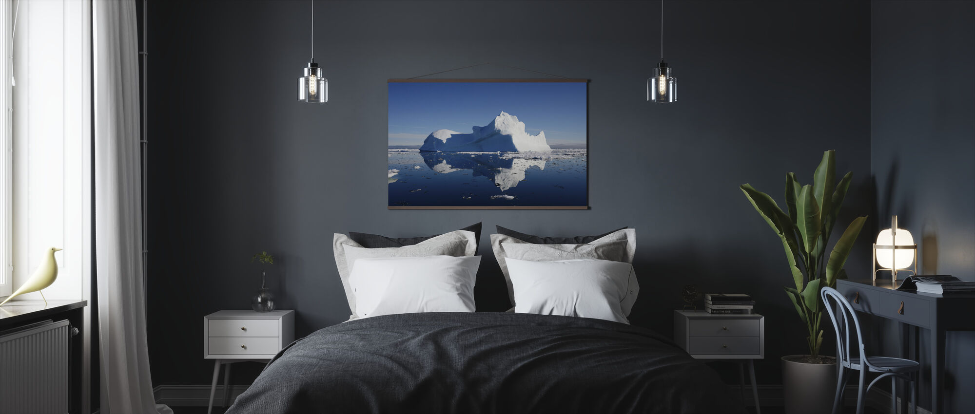 Iceberg - Poster - Bedroom
