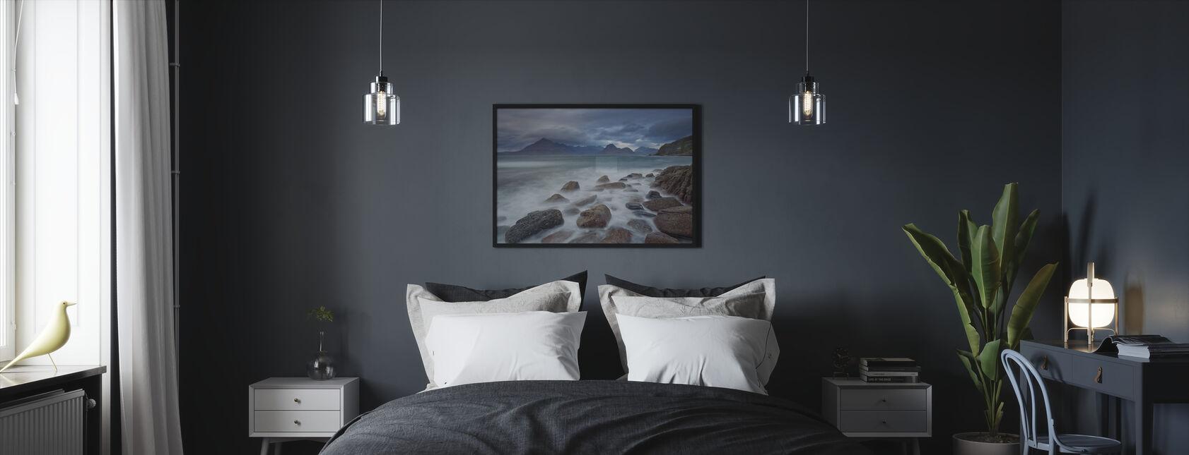 Isle of Skye - Framed print - Bedroom