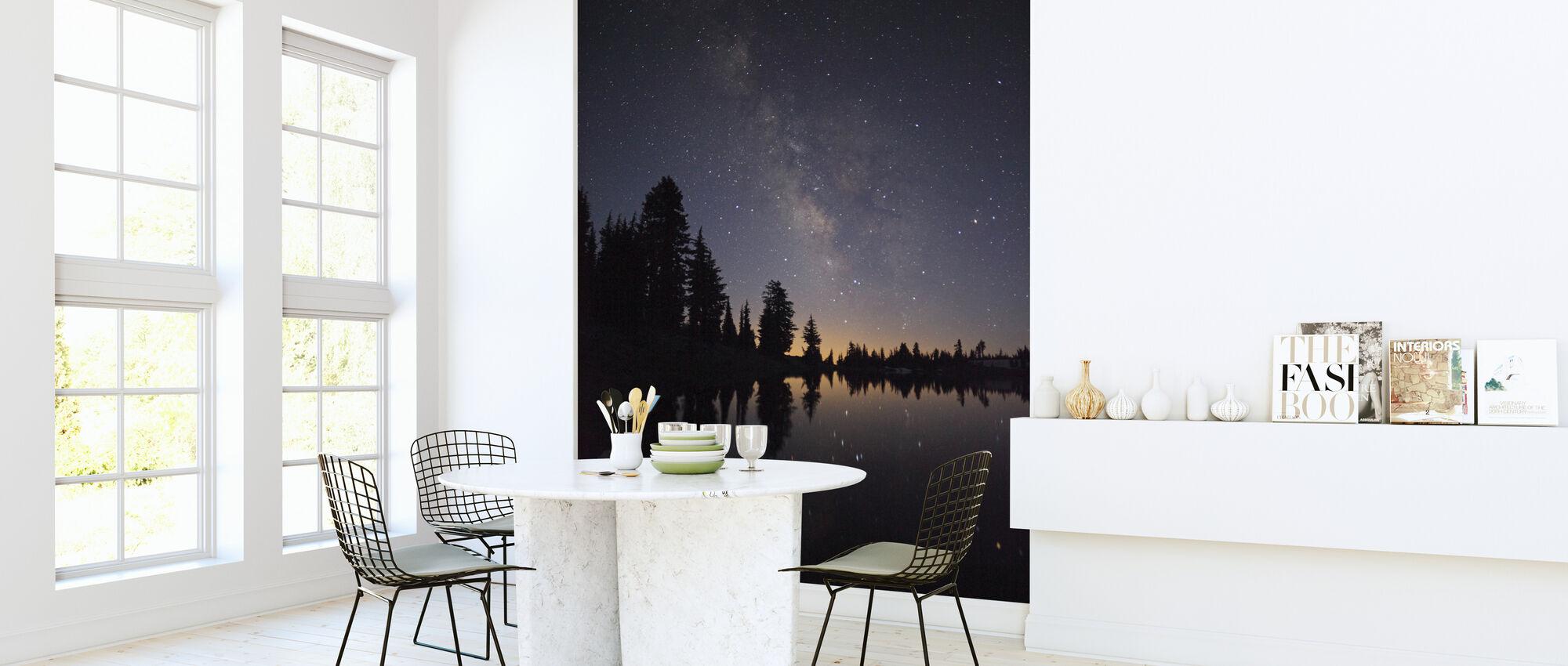 Star Lake - Wallpaper - Kitchen