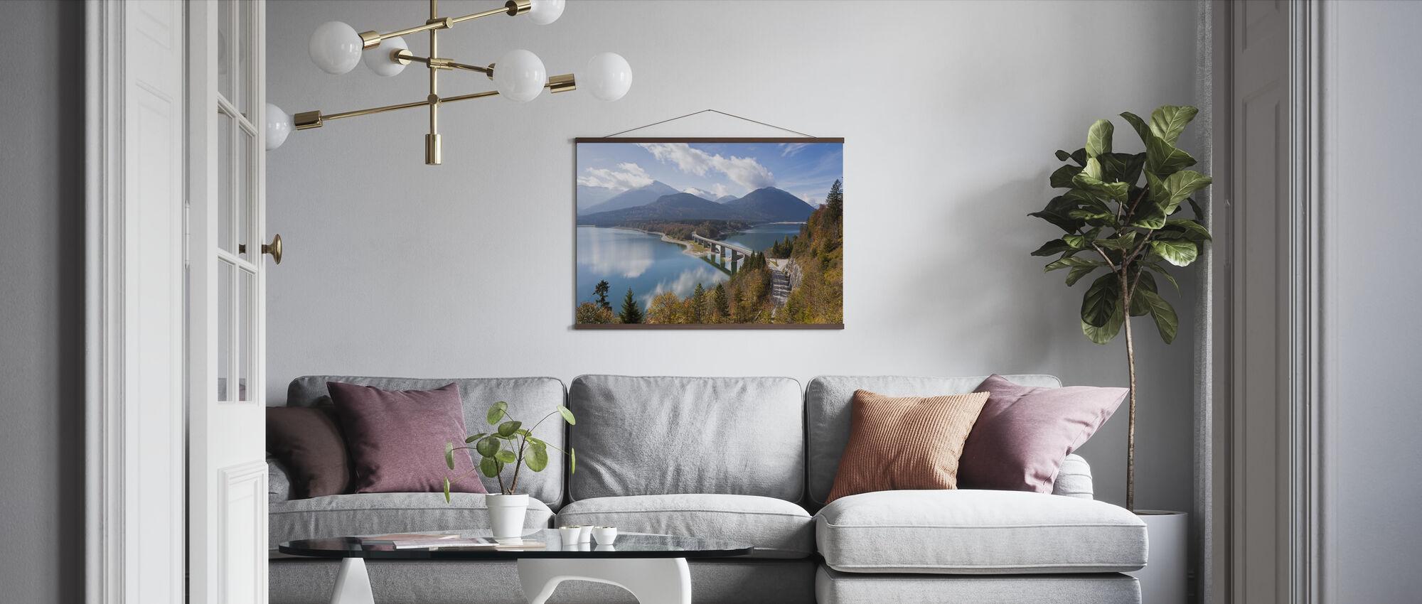 Bavaria - Poster - Vardagsrum