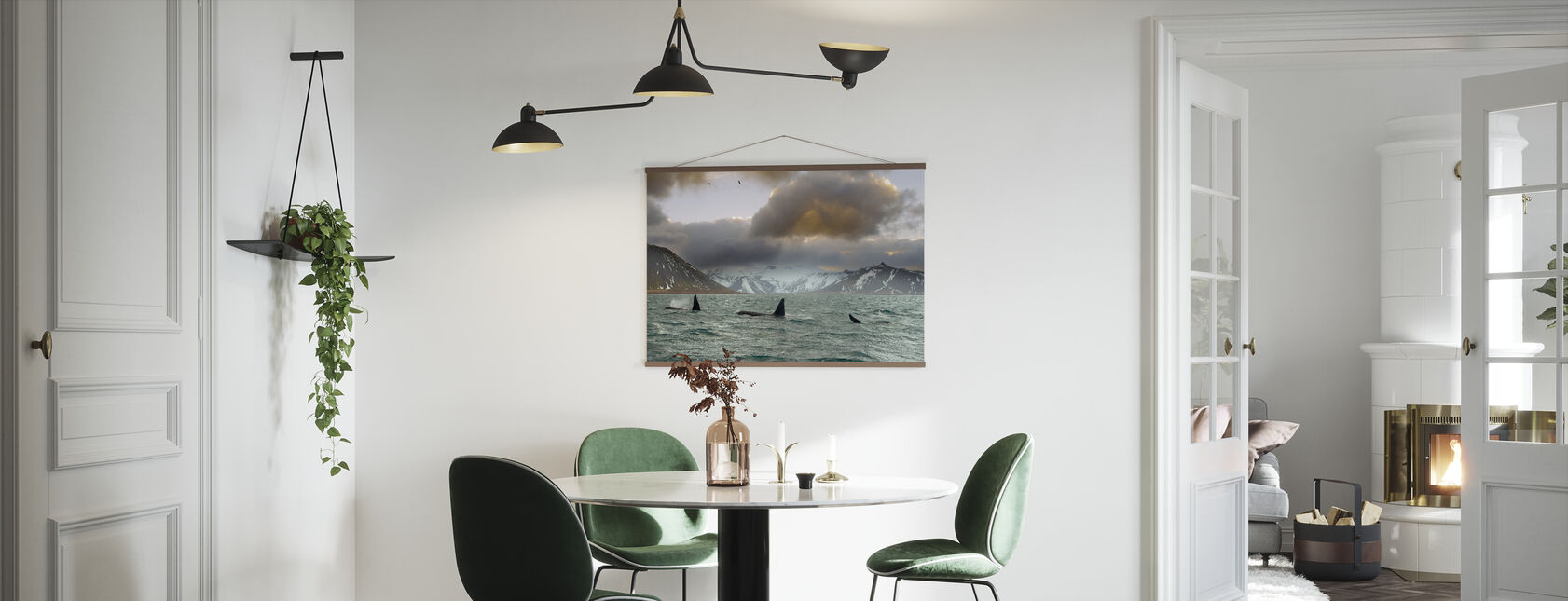 Orcas - Poster - Kitchen