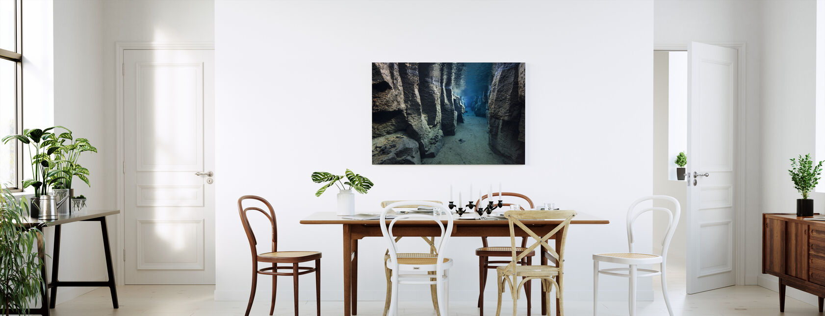 Rift Valley - Canvas print - Kitchen