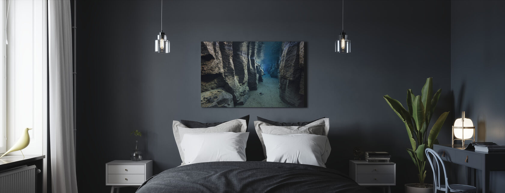 Rift Valley - Canvas print - Bedroom