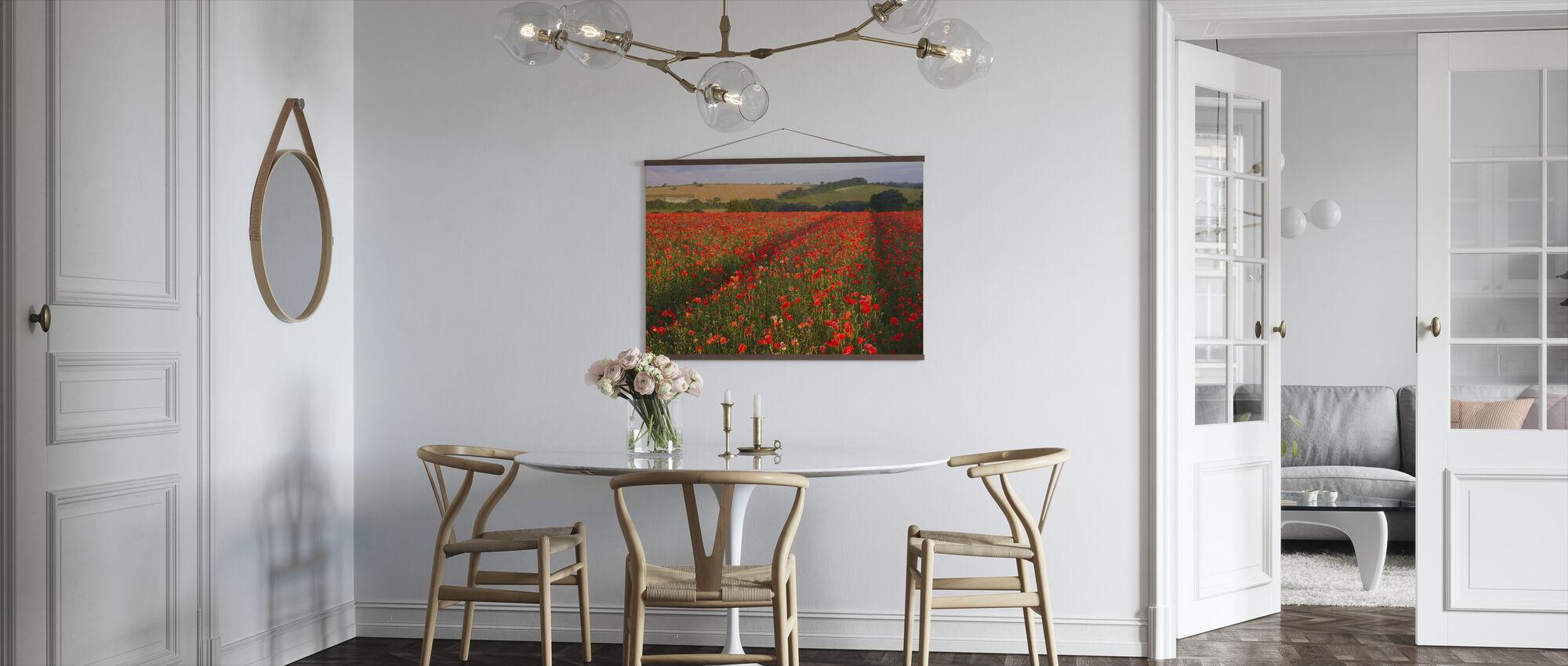 Scarlet Field - Poster - Kitchen