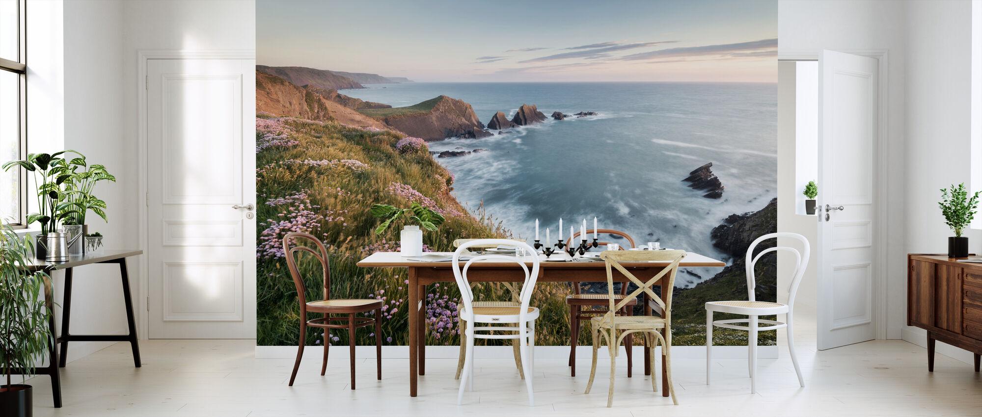 Wild View - Wallpaper - Kitchen