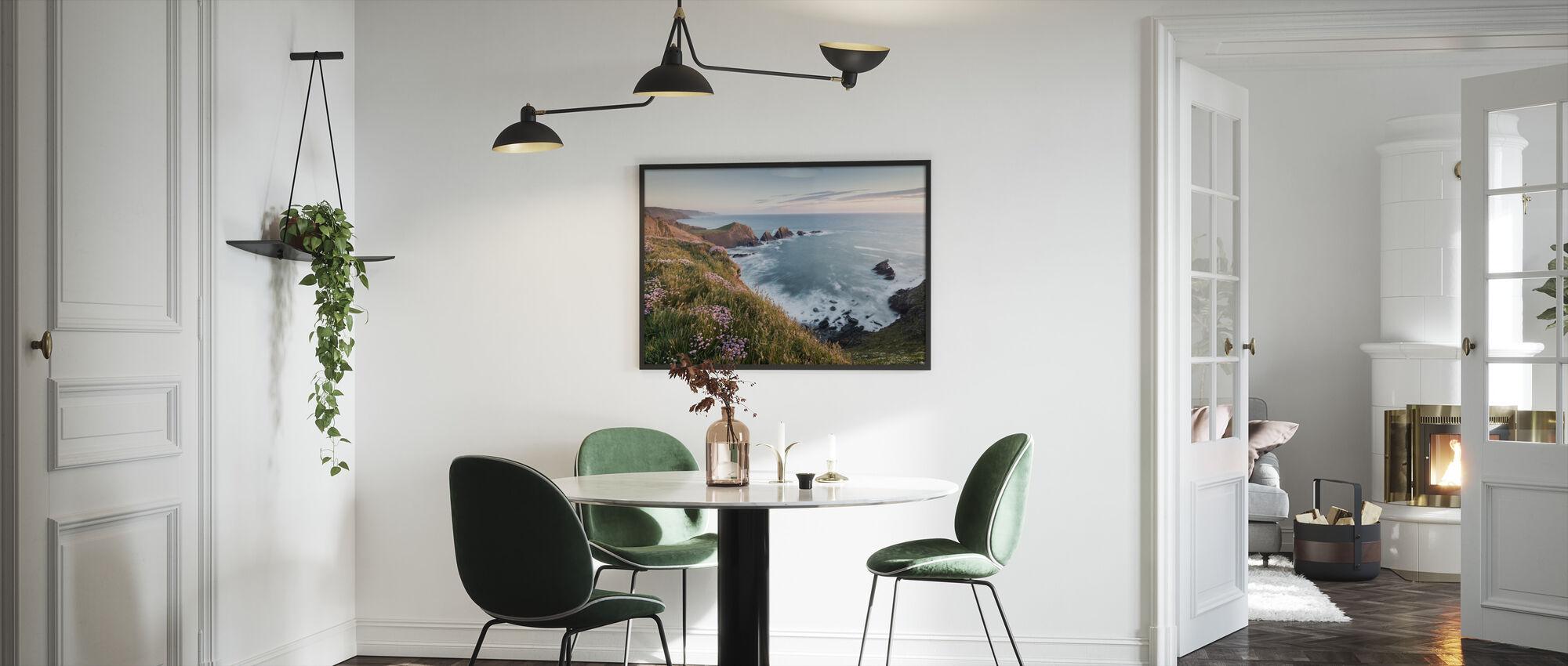 Wild Uitzicht - Ingelijste print - Keuken