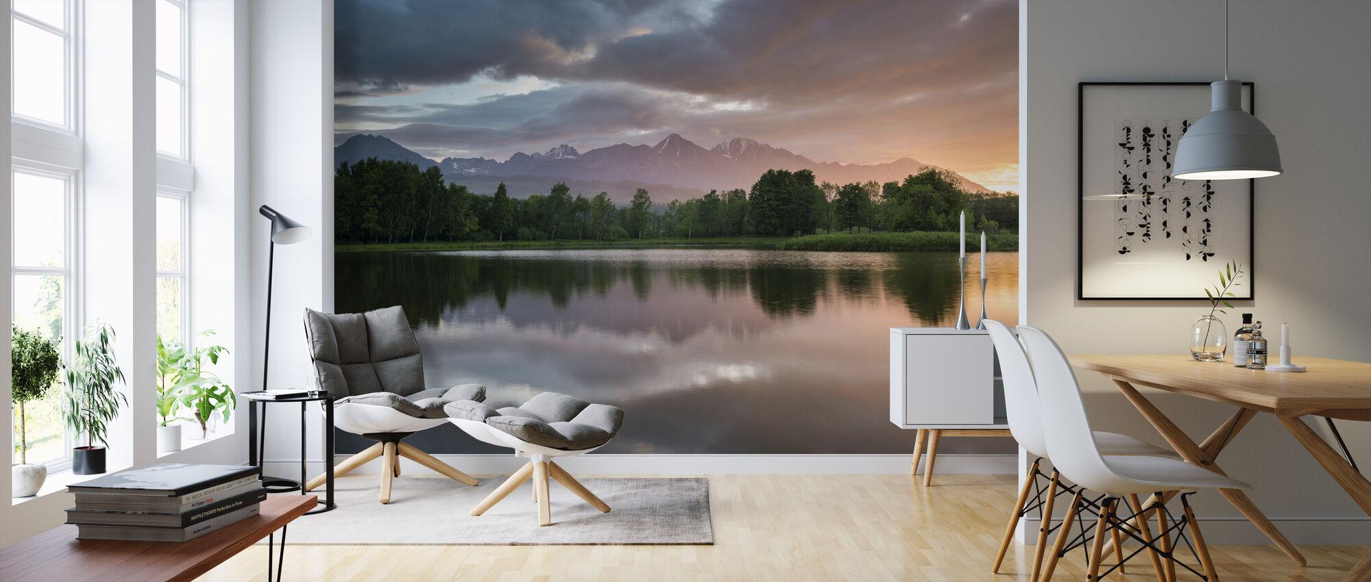 Tatra Mountains - Wallpaper - Living Room