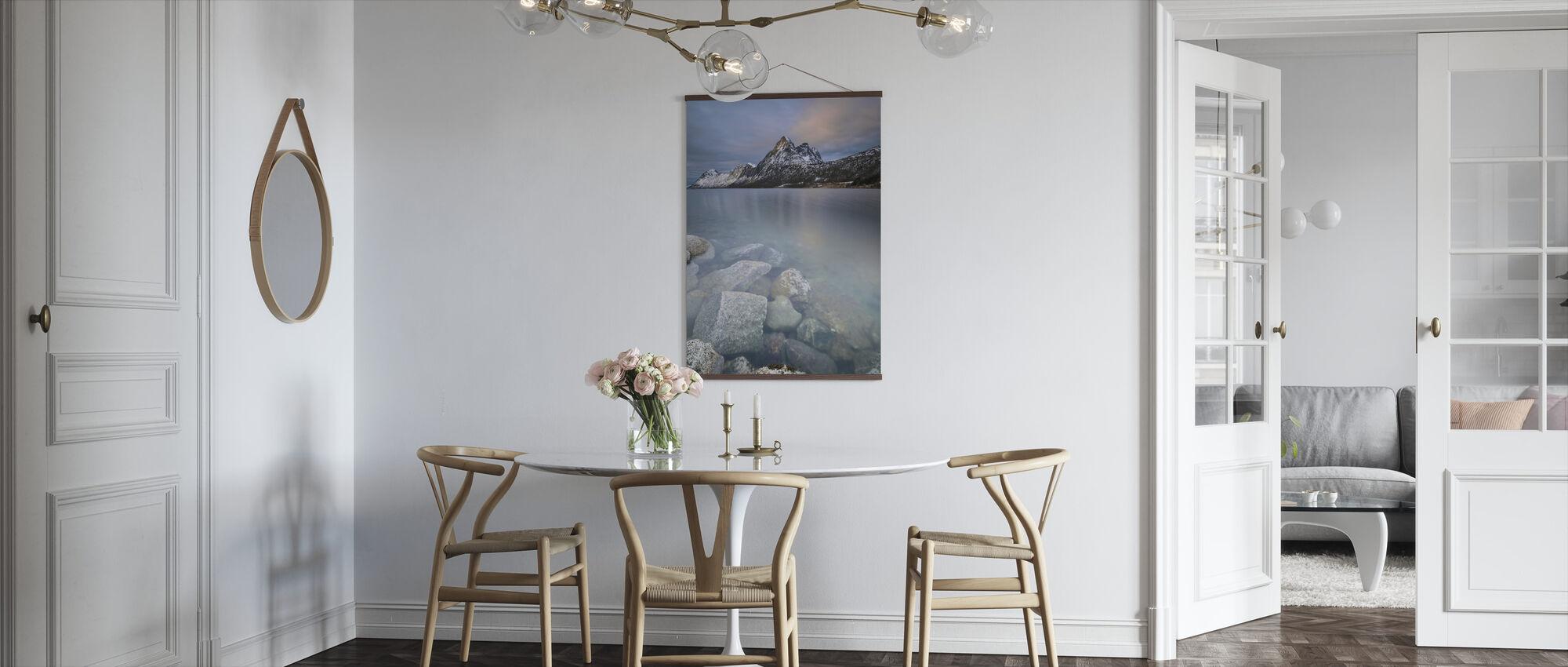 Wyspa Senja - Plakat - Kuchnia