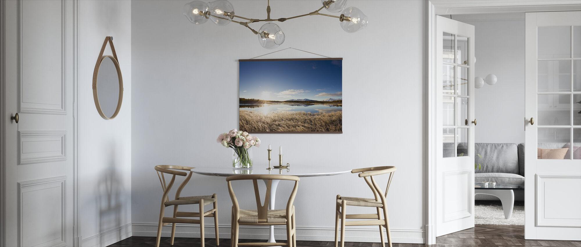 Northern Swedish Landscape - Poster - Kitchen