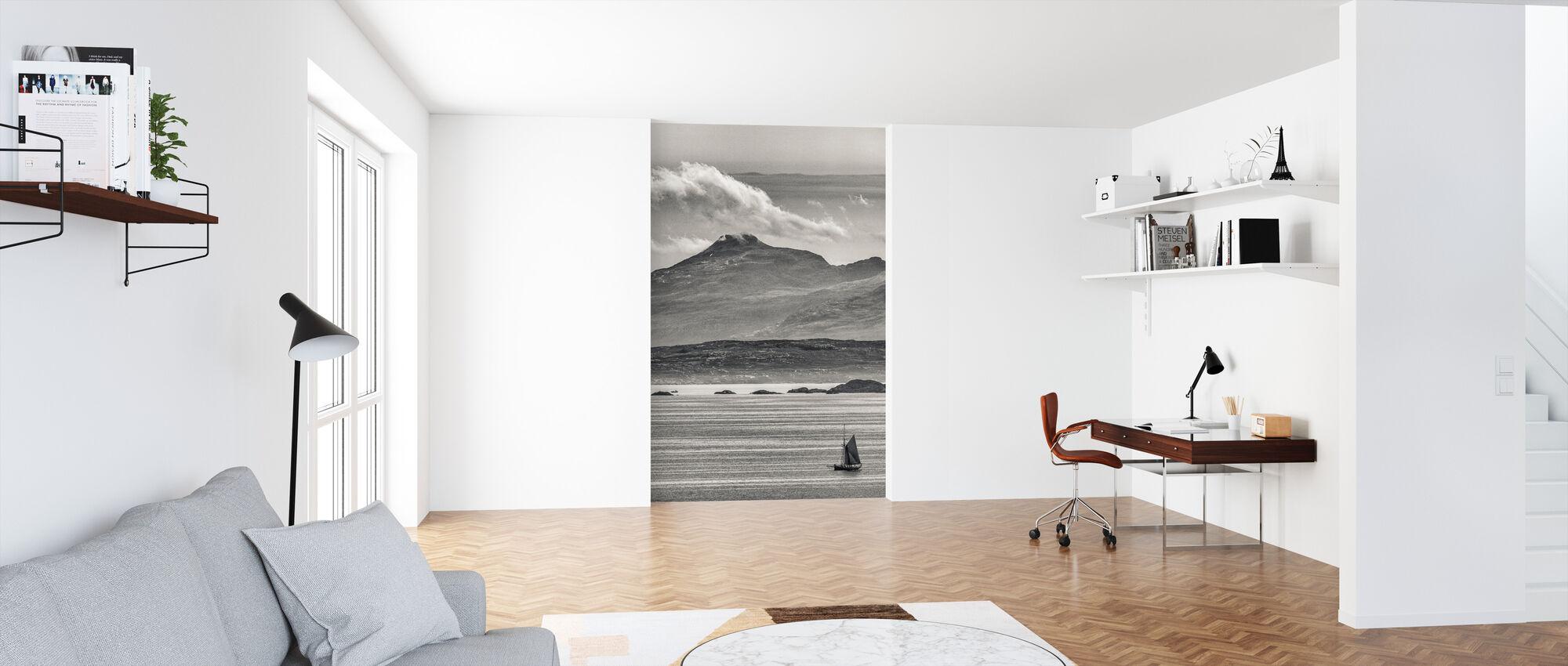 Kilt Rock, Isle of Skye - Scotland - Wallpaper - Office