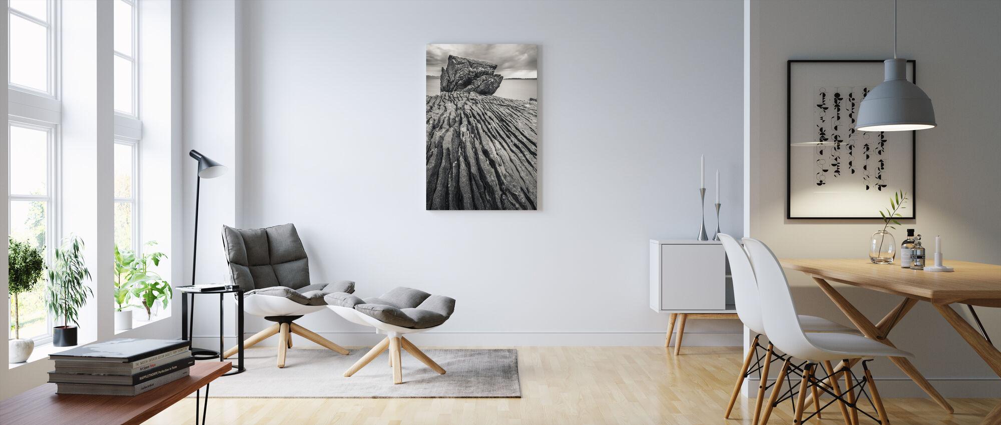Elgol, Isle of Skye - Scotland - Canvas print - Living Room