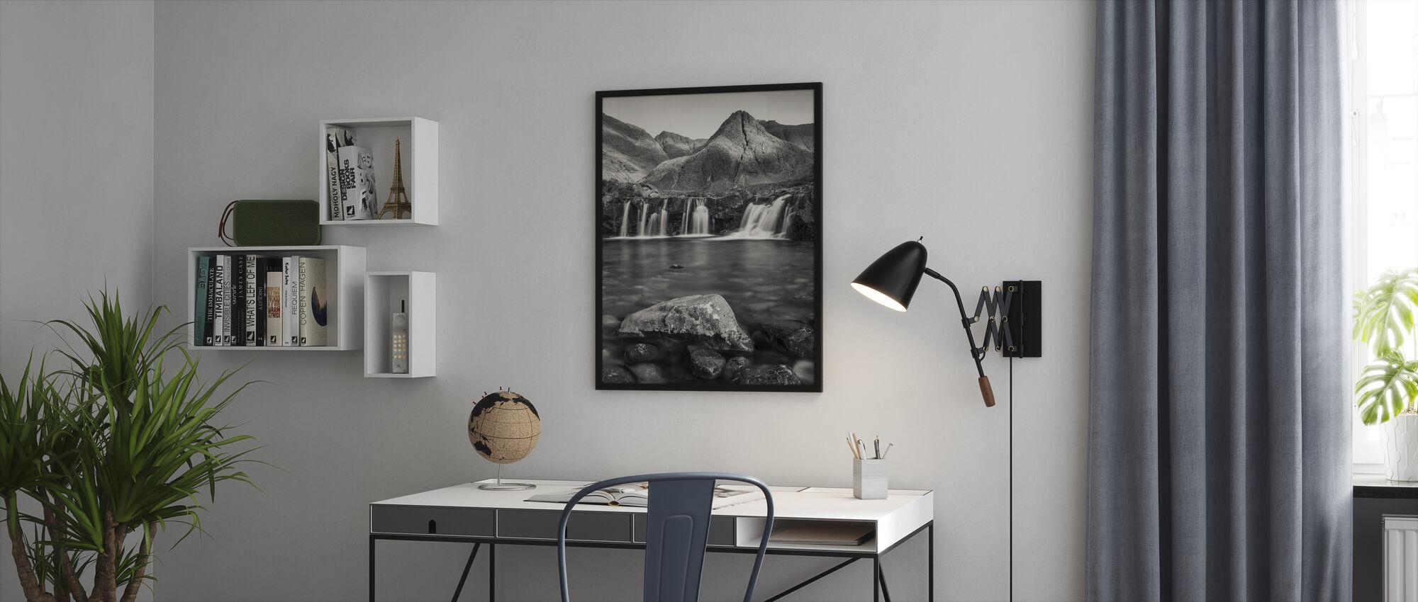 Fairy Pools, Isle of Skye - Scotland - Framed print - Office