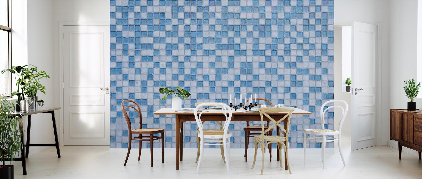 miami mosaic eine fototapete f r jeden raum photowall. Black Bedroom Furniture Sets. Home Design Ideas