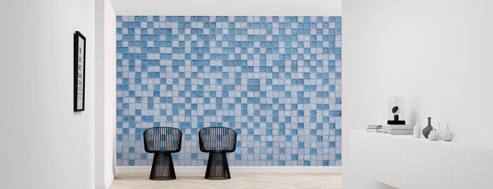 Miami Mosaic - Wallpaper - Hallway