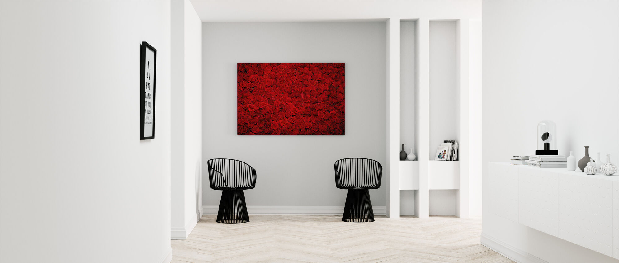 That's amore - Canvas print - Hallway