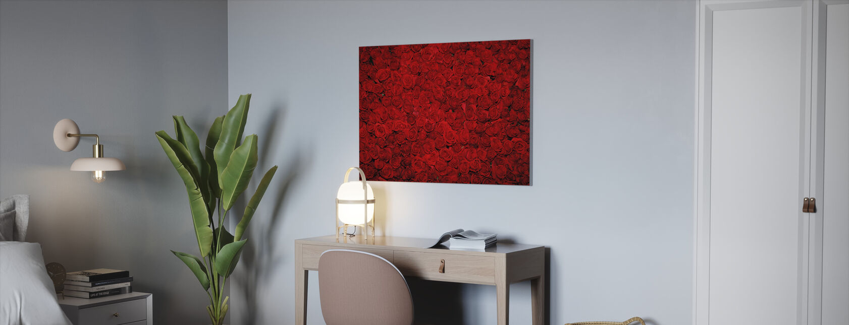 That's amore - Canvas print - Office
