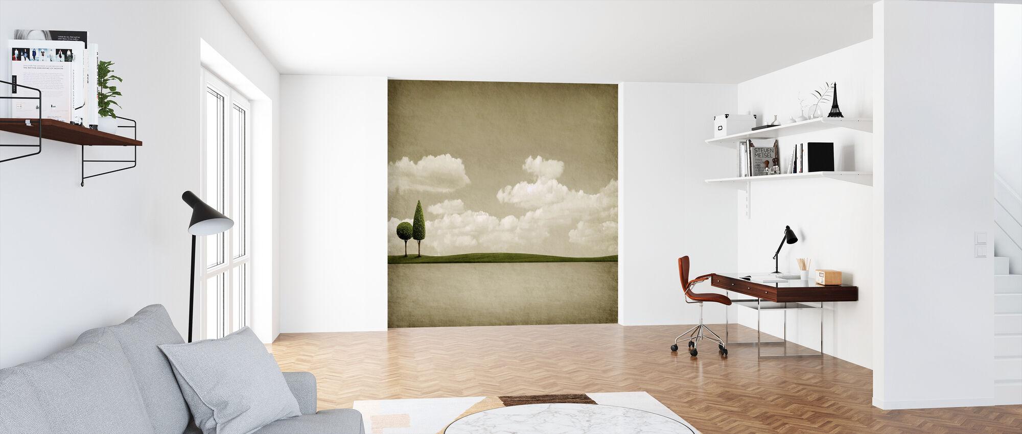 Sprookje Horizon - Behang - Kantoor