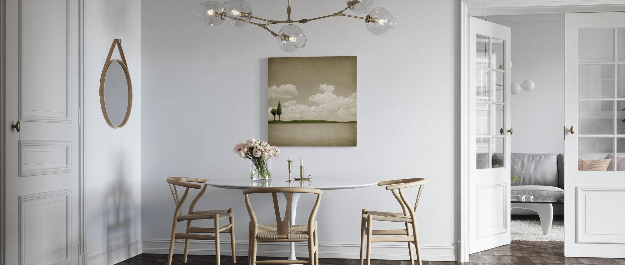 Sprookje Horizon - Canvas print - Keuken