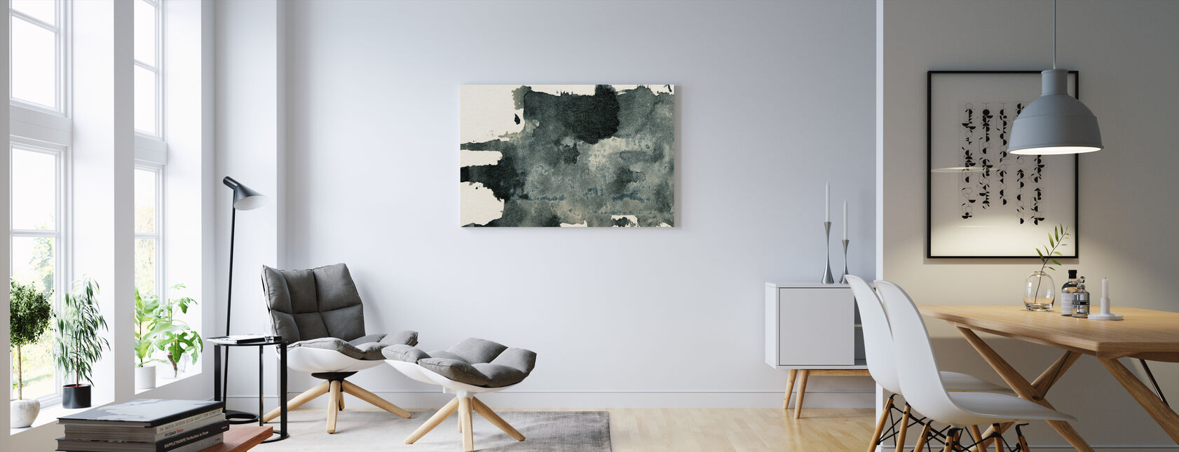 Fifty Shades of Grey - Canvas print - Living Room