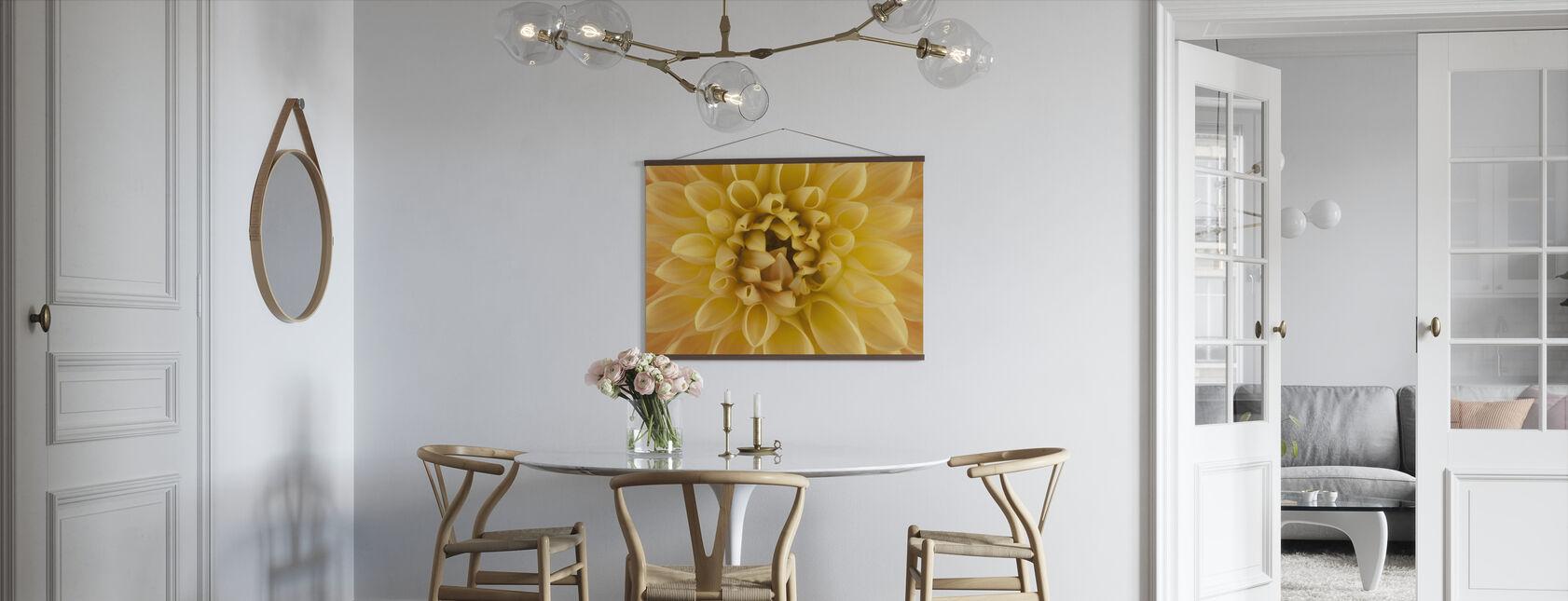 Amber Dahlia - Poster - Kitchen