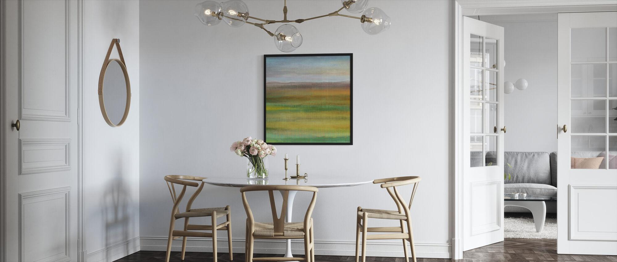 Autumn Scape - Framed print - Kitchen