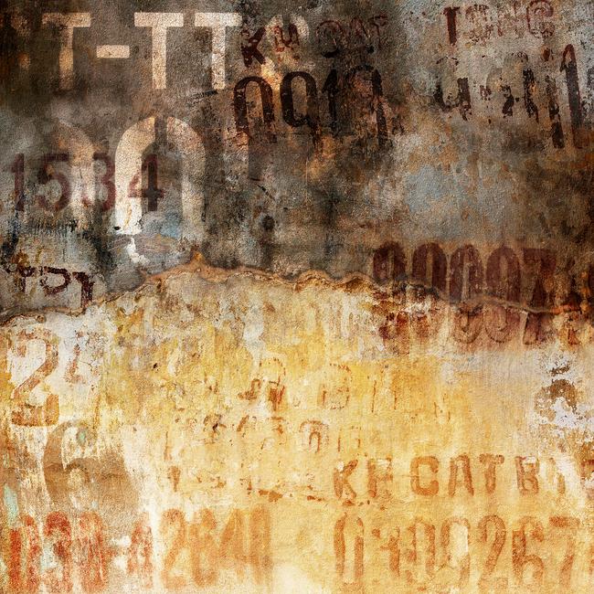 Old Grunge Wall Fototapeter & Tapeter 100 x 100 cm