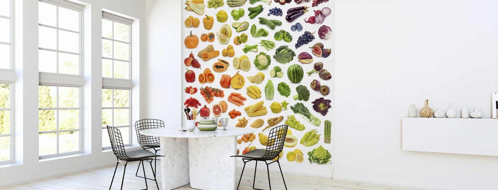 Juicy Fruits - Wallpaper - Kitchen