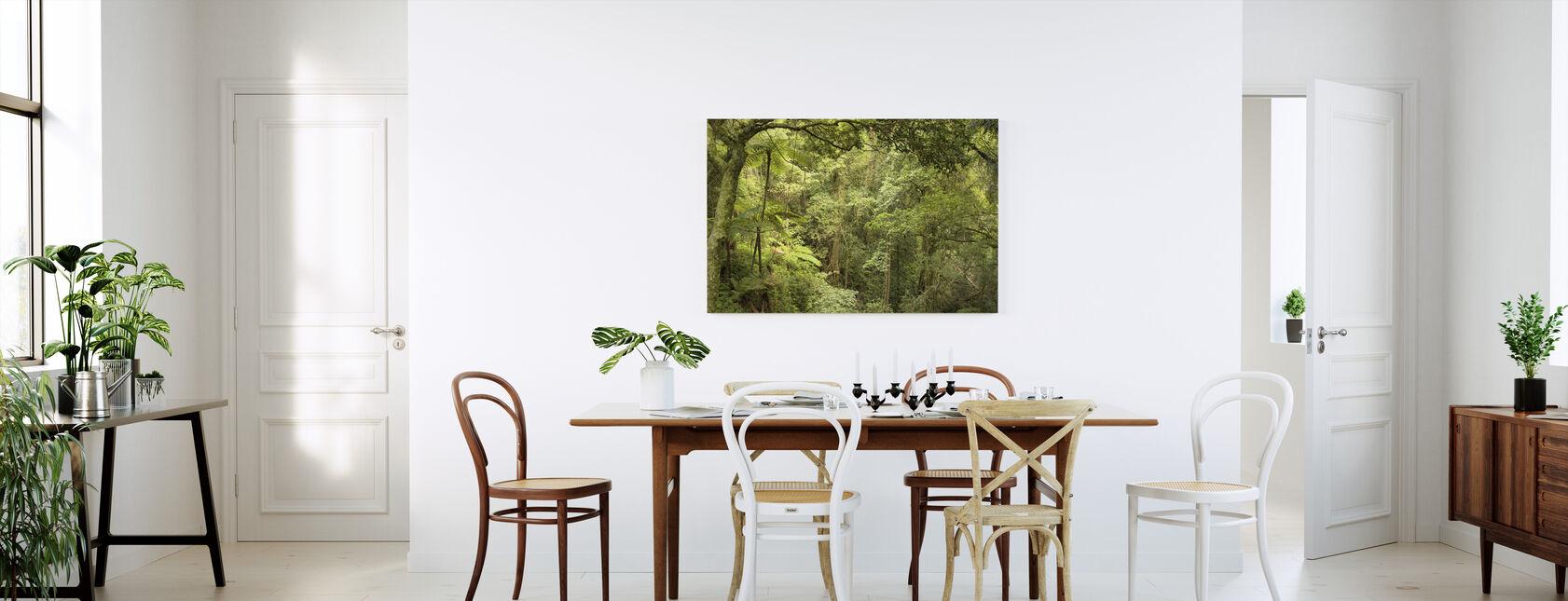 Bunya-bjergene National Park - Billede på lærred - Køkken
