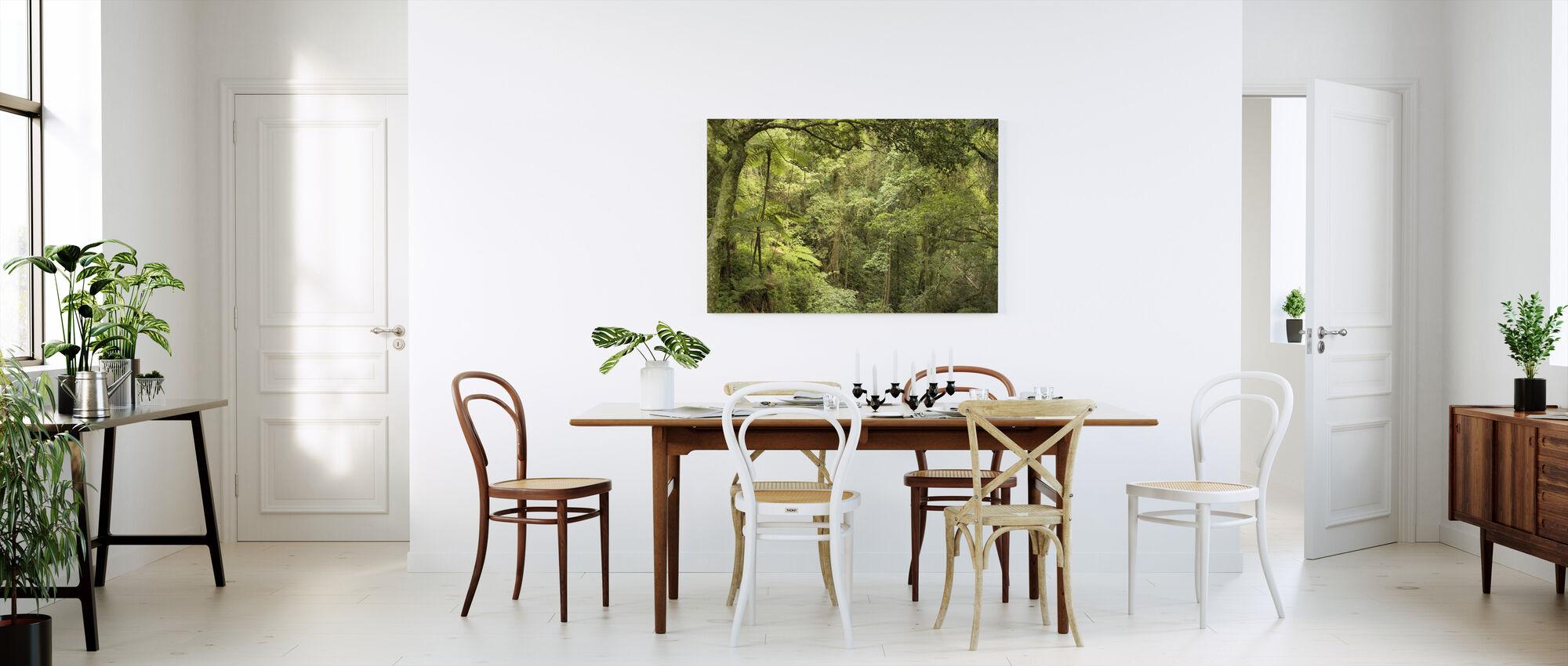 Nationaal park Bunya-gebergte - Canvas print - Keuken
