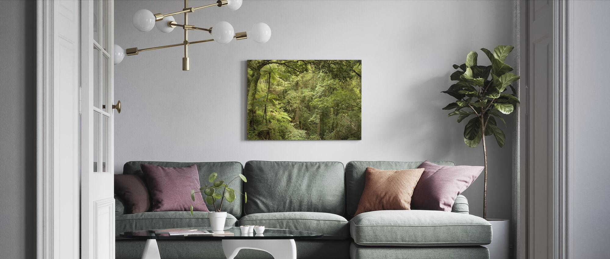 Bunya-bjergene National Park - Billede på lærred - Stue