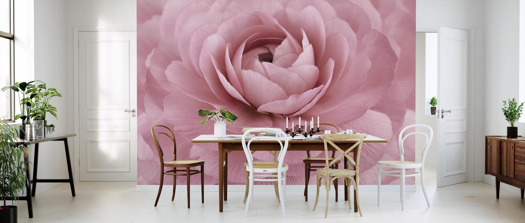 pink buttercup fototapete nach ma photowall. Black Bedroom Furniture Sets. Home Design Ideas