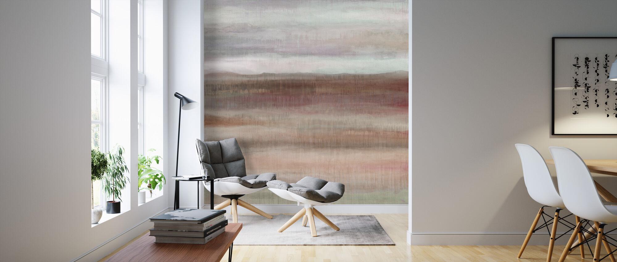 Winter Scape - Wallpaper - Living Room