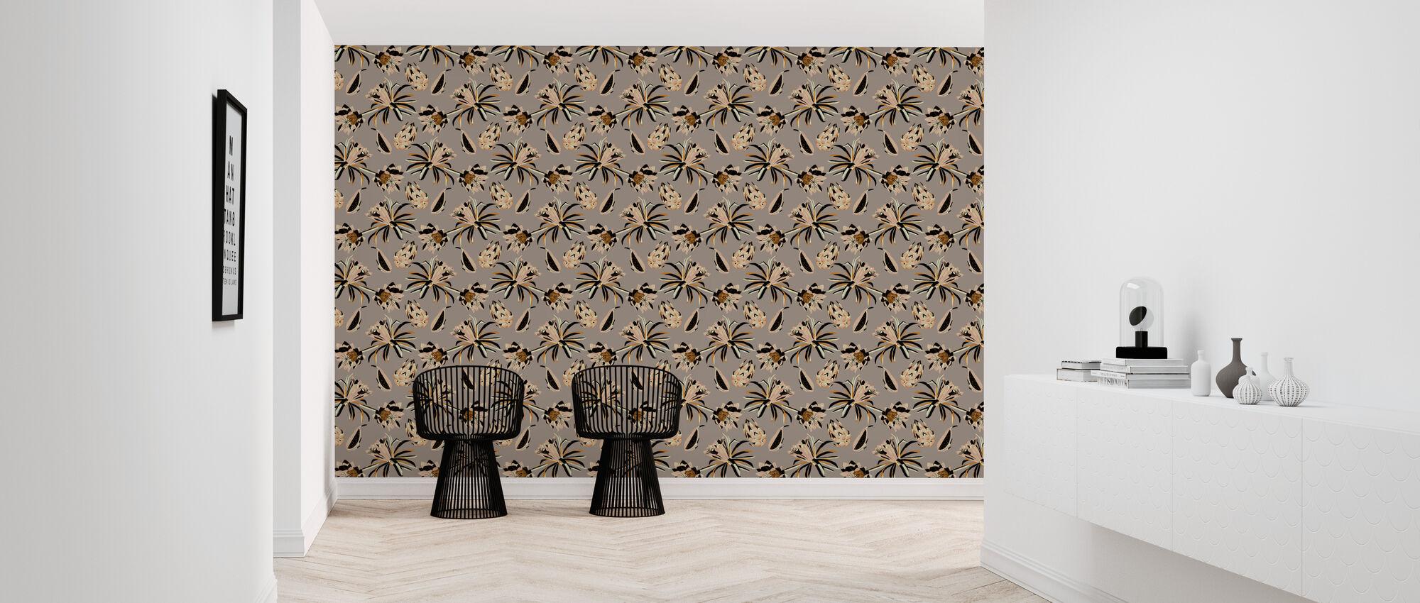 Dragon Fruit - Beach - Wallpaper - Hallway