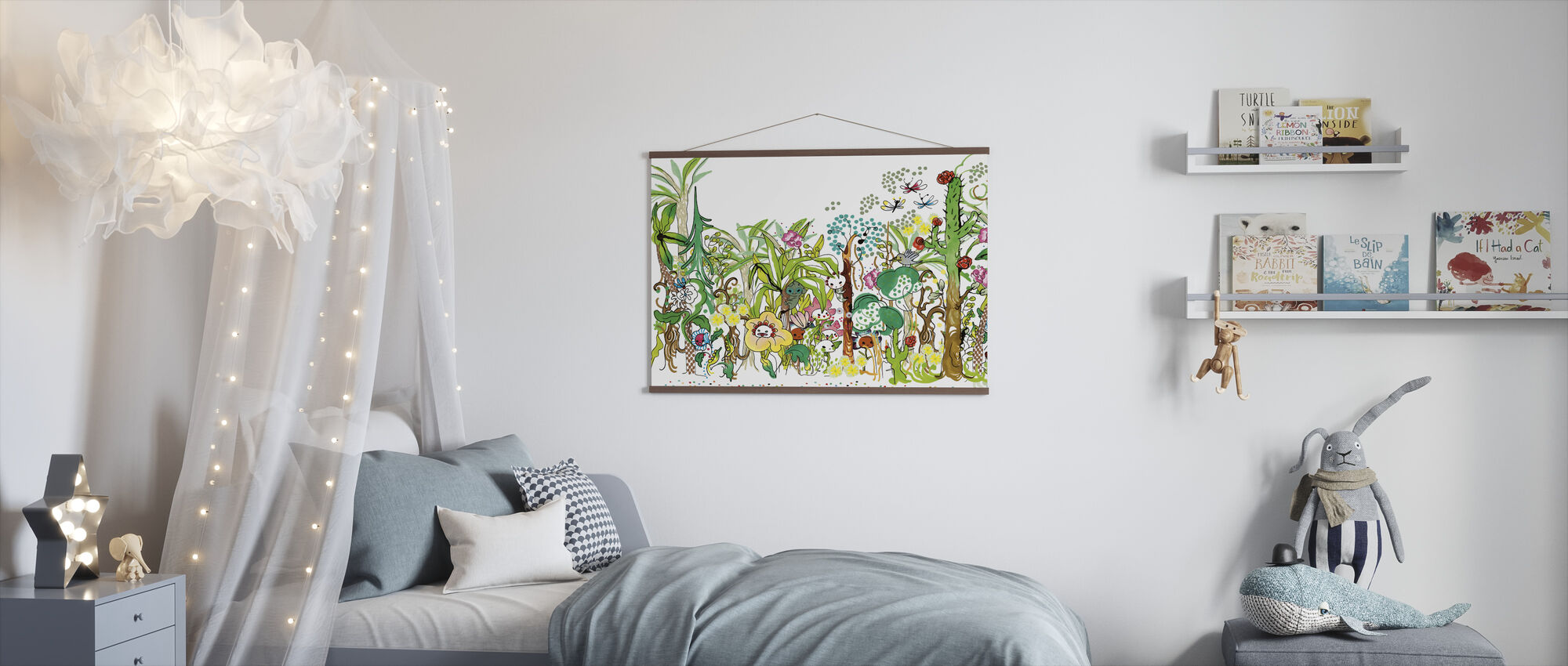 Forest - Poster - Kids Room