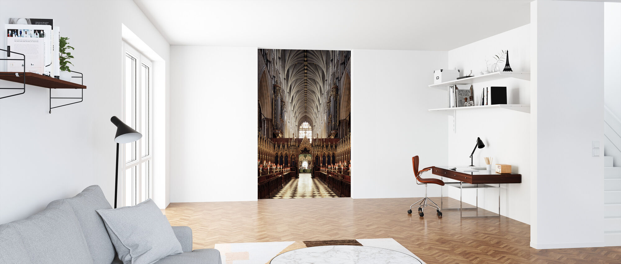 Westminister Abbey - Wallpaper - Office