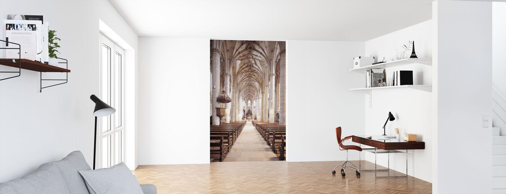 Gmuender Münster - Behang - Kantoor