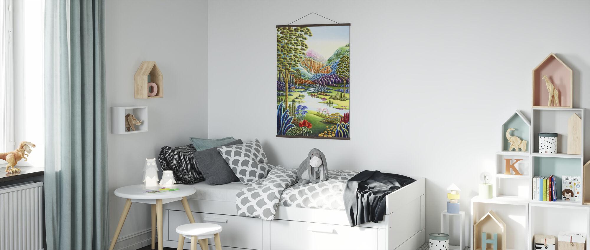 Eden - Poster - Kids Room